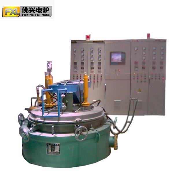 FXL系列650℃井式气体氮化炉