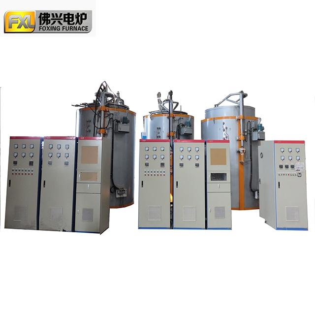 微机氮势控制井式氮化炉